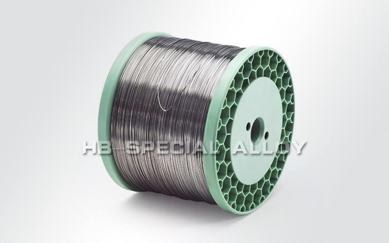 PTC thermistor alloy wire