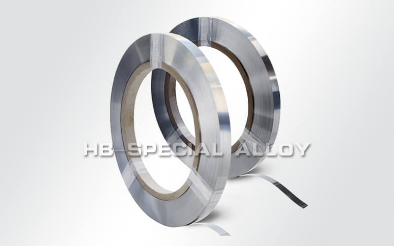 4J33 Expansion alloy tape