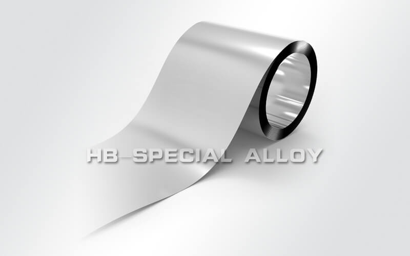 1J75 etc soft magnetic alloy strip