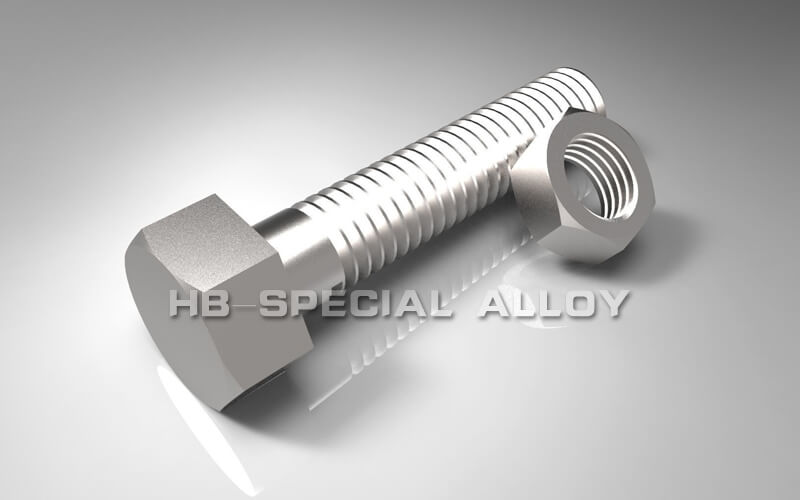 F53 Duplex stainless steel bolt and nut