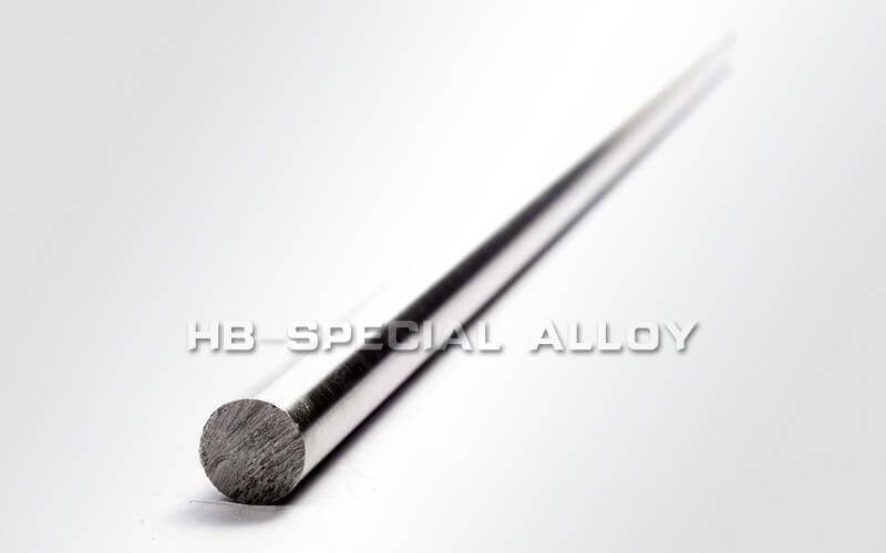 17Cr soft magnetic alloy rod