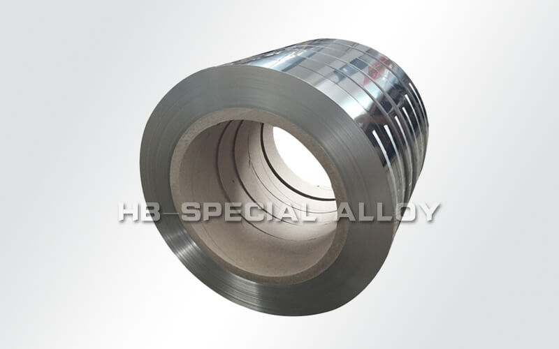 permalloy strip soft magnetic alloy
