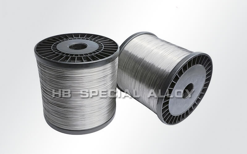 thermocouple wire type K alloy wire Alumel and Chromel