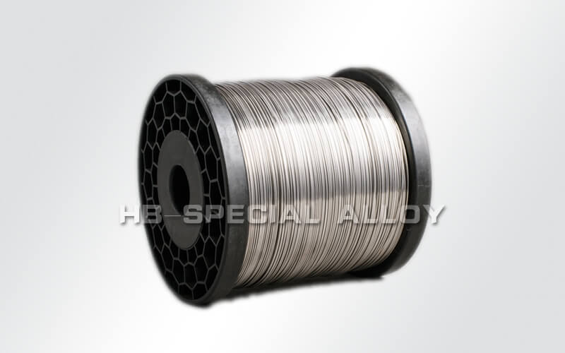 6J23 precision electrical resistance alloy wire