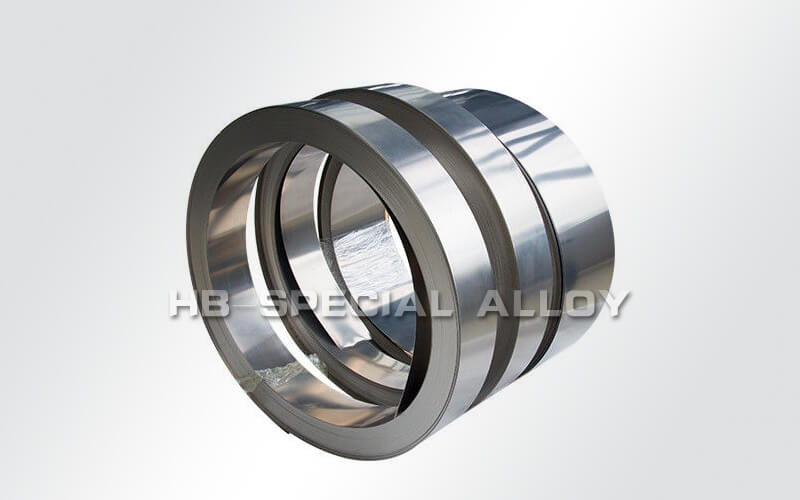 permalloy 50H soft magnetic alloy strip