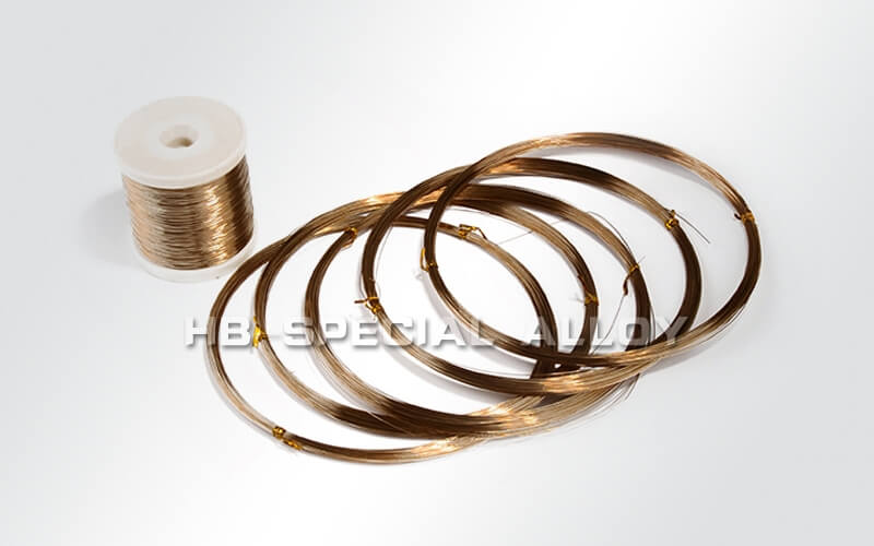 cuprothal copper wire heating alloy
