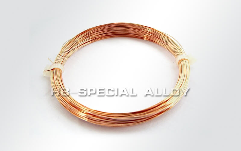 cuprothal wire