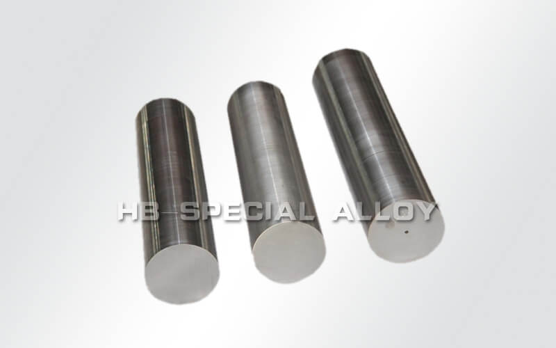 permanent magnetic alloy rod