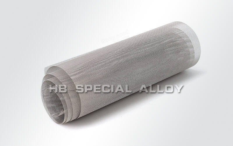 Cr15Ni60 heating wire mesh