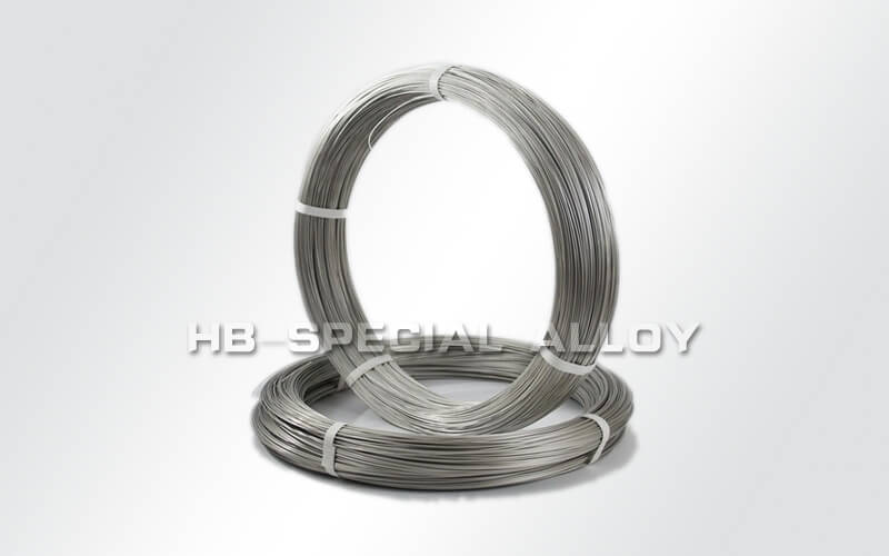 Cr30Ni70 heating resistance alloy wire