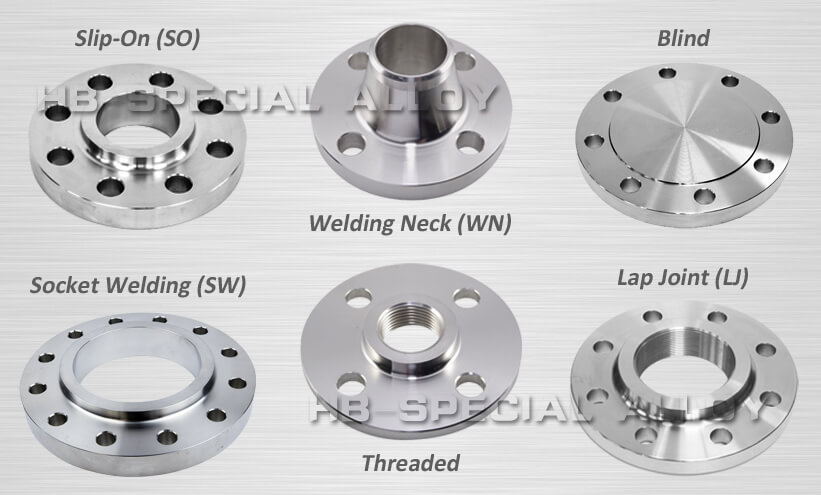 flanges type-1